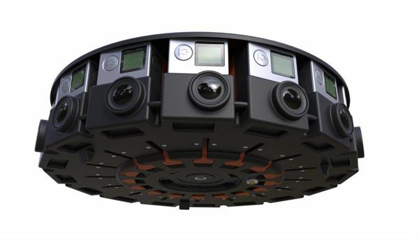 Cómo grabar vídeos 360 grados