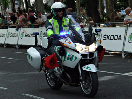 Bmw R 1200 Rt Guardia Civil