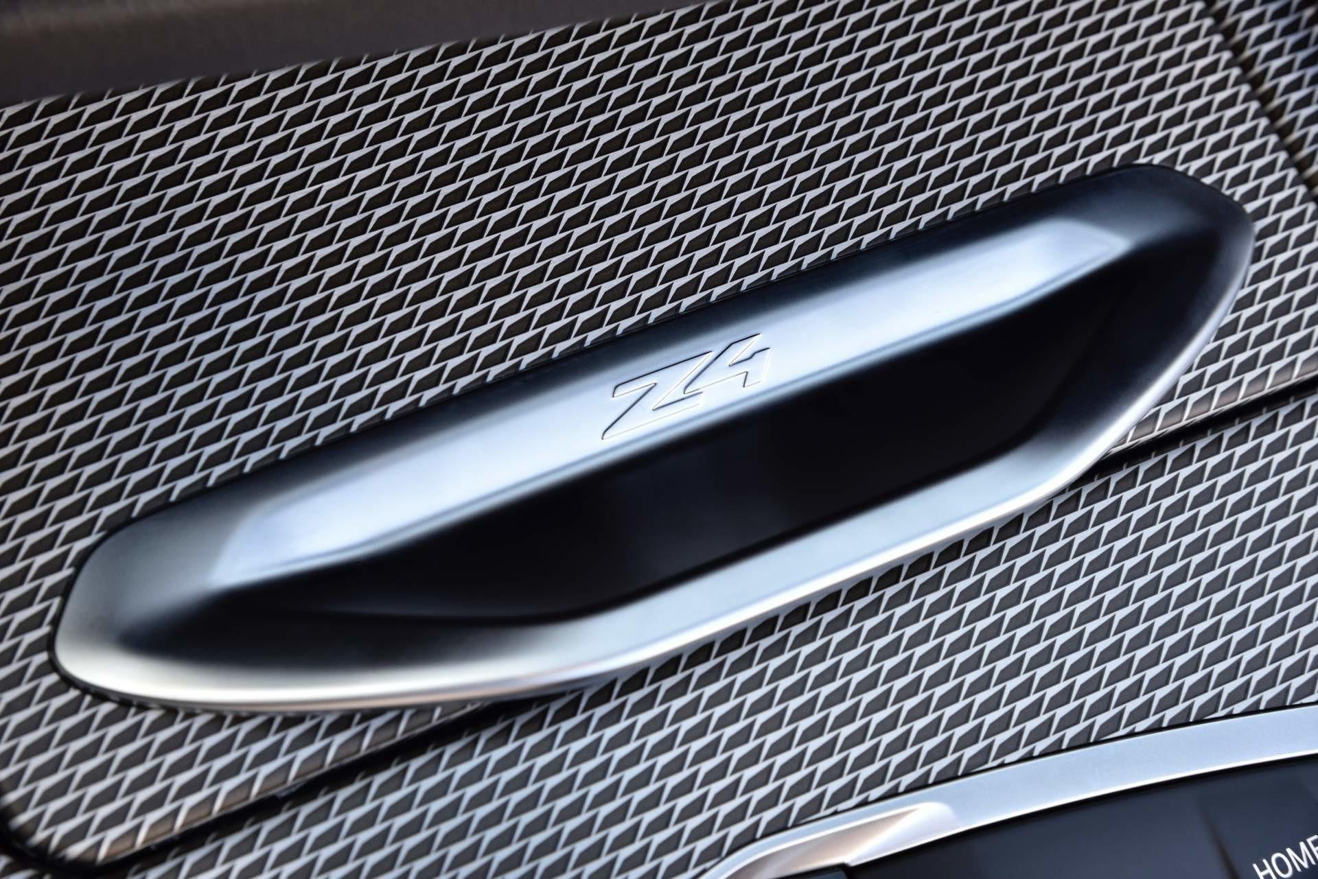 Foto de BMW Z4 M40i 2019 (77/84)