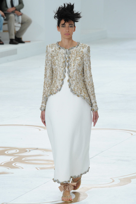 amanda sanchez chanel fall 2014 alta costura