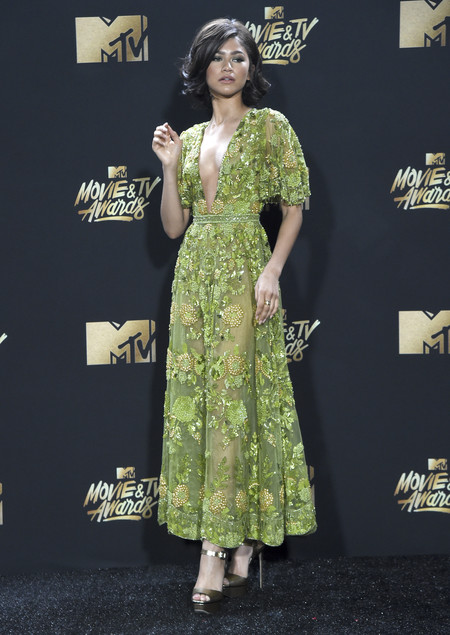 Zendaya Look Mtv Movie Awards 2017 2