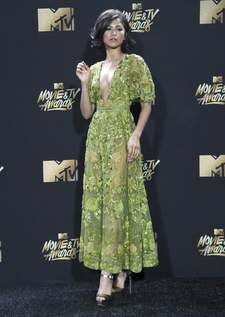 Zendaya Look Mtv Movie Awards 2017 2