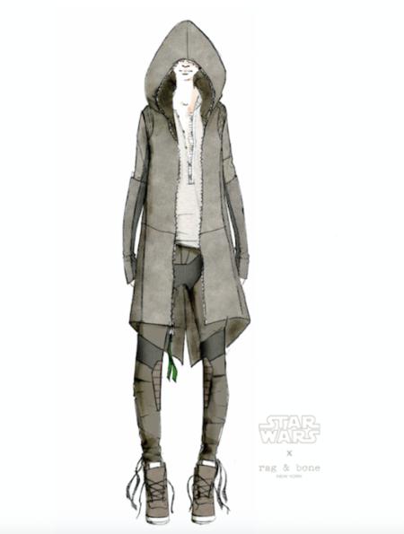 Star Wars Force 4 Fashion 2