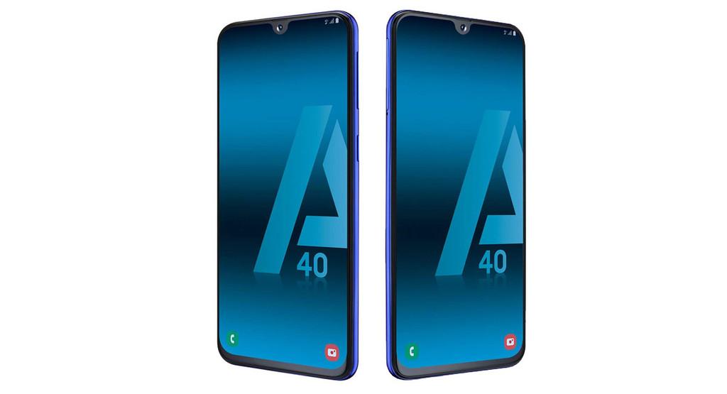 Samsung Galaxy A40 è ufficiale: il più piccolo della serie con schermo di 5,9