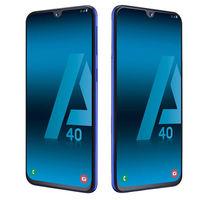"""Samsung Galaxy A40 es oficial: el más pequeño de la serie con pantalla de 5,9"""" y cámara trasera doble"""