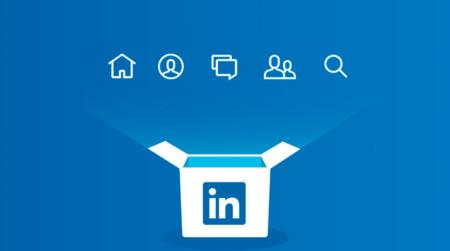 LinkedIn para Android se actualiza con Material Design en su versión 4.0