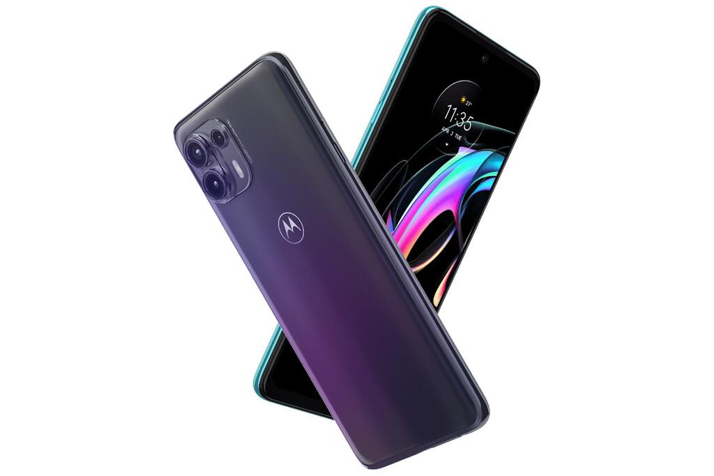 Motorola Edge 20 Fusion: un gama media 5G centrado en la fotografía y con pantalla a 90 Hz