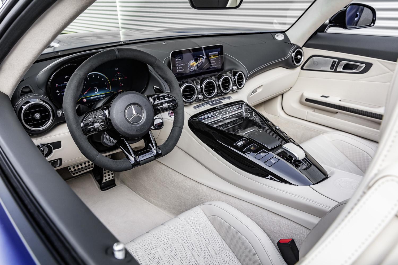 Foto de Mercedes-AMG GT R Roadster (24/29)