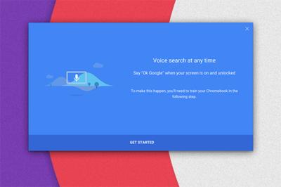 """Chrome OS próximamente estará atenta al comando """"Ok Google"""""""