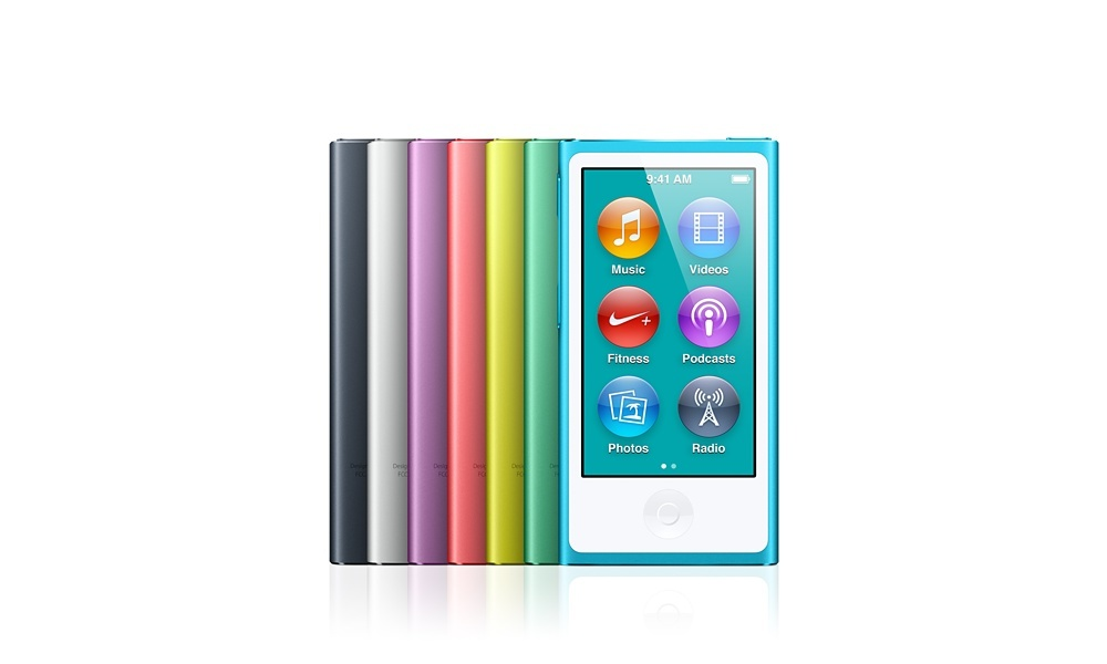 Foto de iPod Nano 7G (1/15)