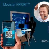 Movistar Priority: un trato diferencial para cuidar la relación con los usuarios que más pagan