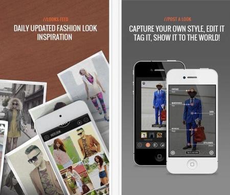 WhatIWear App Fashion Smartphone