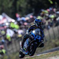 Celestino Vietti lidera su primera sesión de entrenamientos libres de Moto3 en Austria