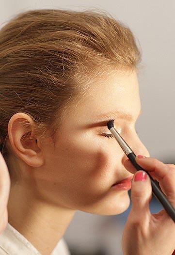 Carolina Herrera maquillaje