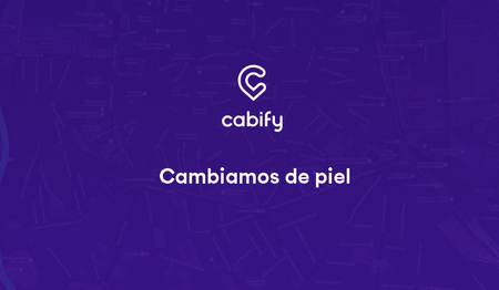 Cabify cambia de imagen, deja atrás el negro y amarillo por el morado
