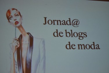 Todo es marketing. Primer día de las II Jornadas sobre blogs de moda