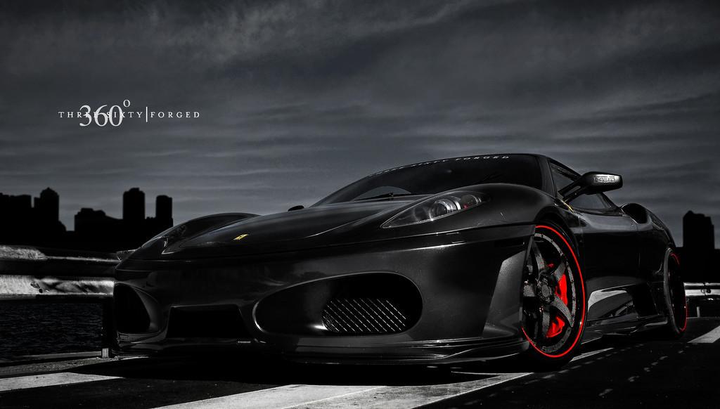 Foto de Ferrari F430 360Forged CARBON (1/14)