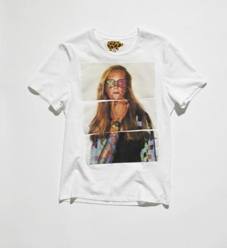 H&M y Black Book juntos en una colección exclusiva de camisetas