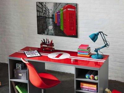 7 escritorios con otros tantos estilos para la vuelta al cole