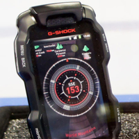Casio y su Smartphone G-Shock, el Android más resistente