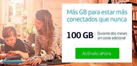Movistar eleva a 100 los GB de regalo por el coronavirus para todas las tarifas de contrato
