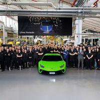 Lamborghini limitará su producción a 8.000 coches en 2020 para que sigan siendo exclusivos
