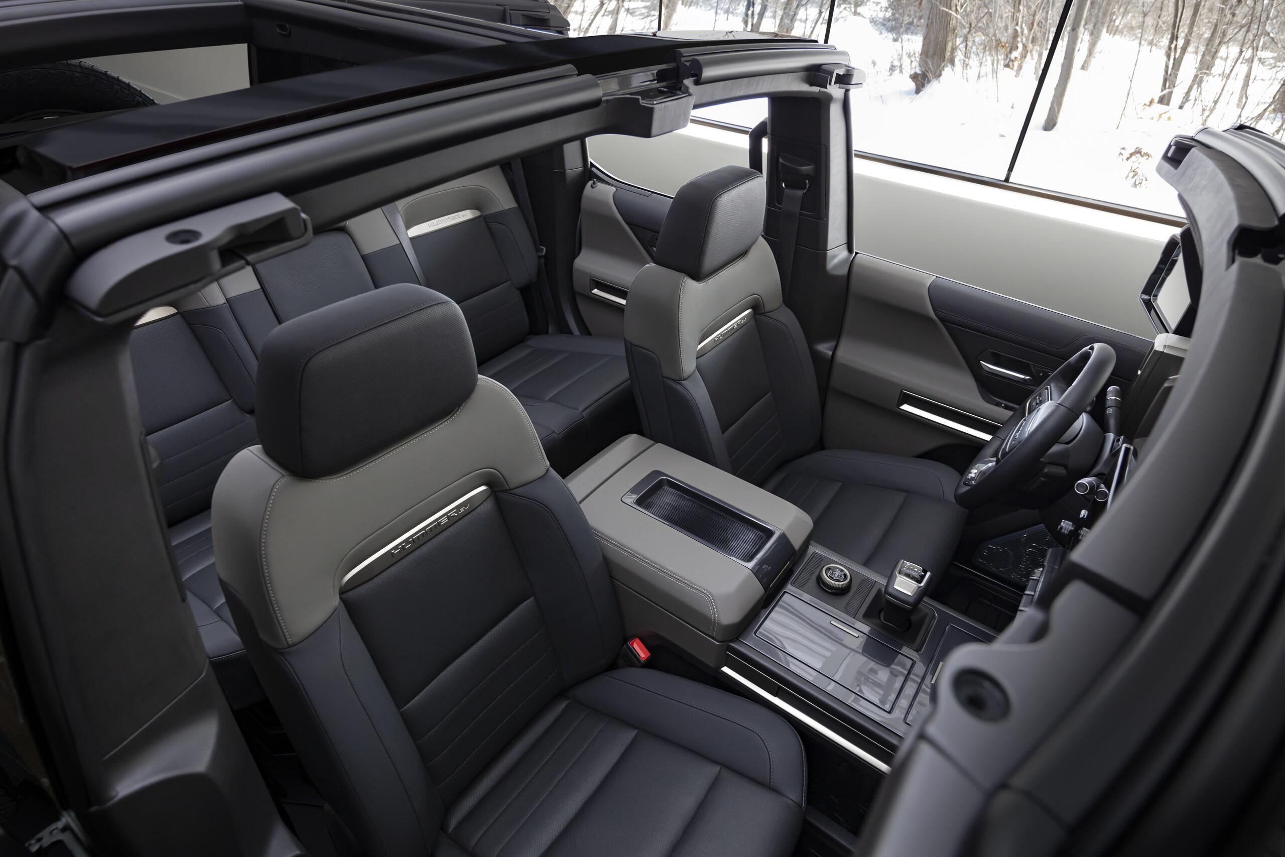 Foto de Hummer EV SUV 2024 (36/53)