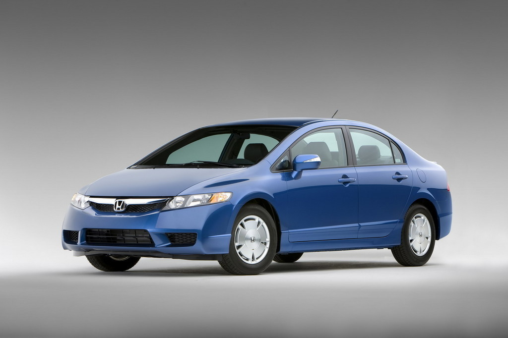 Foto de Honda Civic Hybrid 2009 (23/24)