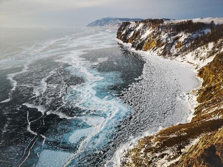 Juan Zas Espinosa Lake Baikal Landscapes Huawei Spain