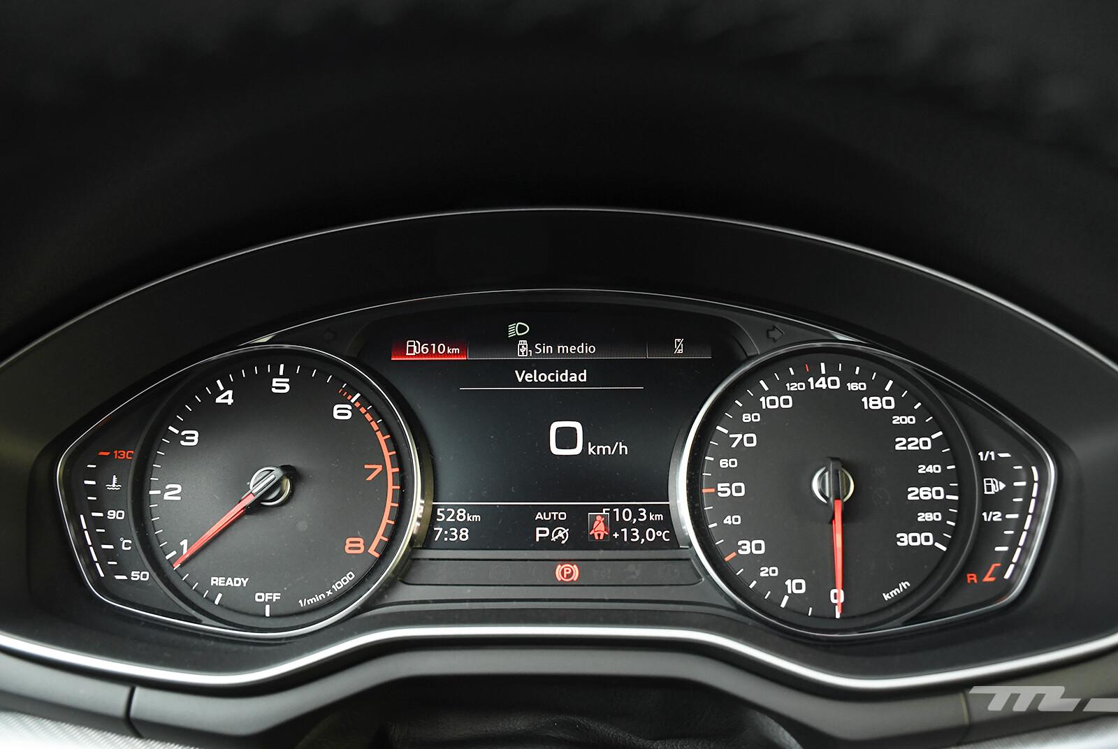 Foto de Audi A4 2021 (prueba) (25/25)