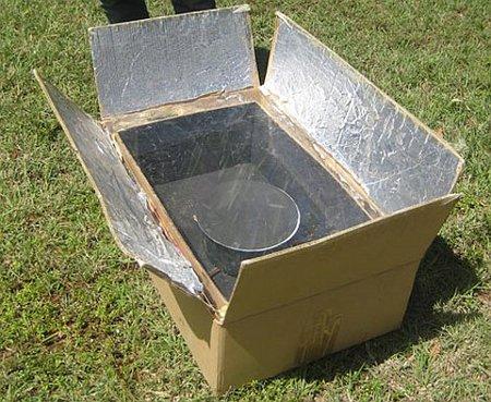 Una cocina solar gana un premio de 75.000 dólares