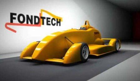 FondTech presenta el primer candidato para la Formula E
