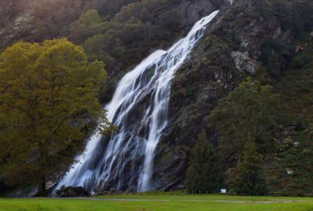Cascada más alta de Irlanda
