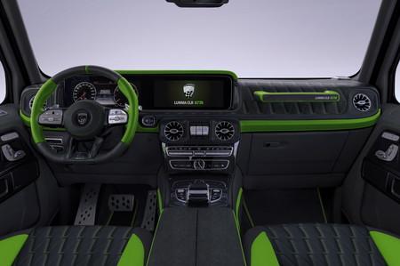 Mercedes Amg Clase G Lumma Design 2019 6