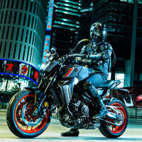 La nueva y arriesgada Yamaha MT-09 no sube de precio y llegará en marzo por 9.900 euros