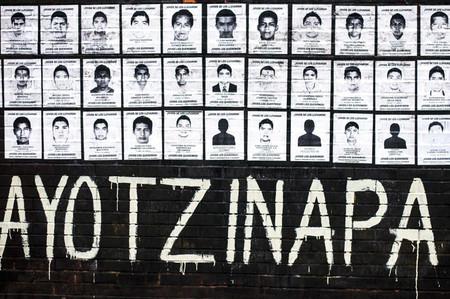 43 normalistas de Ayotzinapa