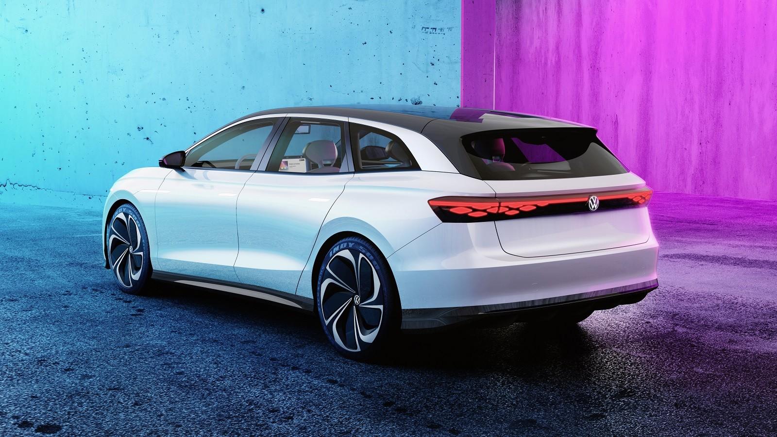 Foto de Volkswagen ID. Space Vizzion Concept (2/32)