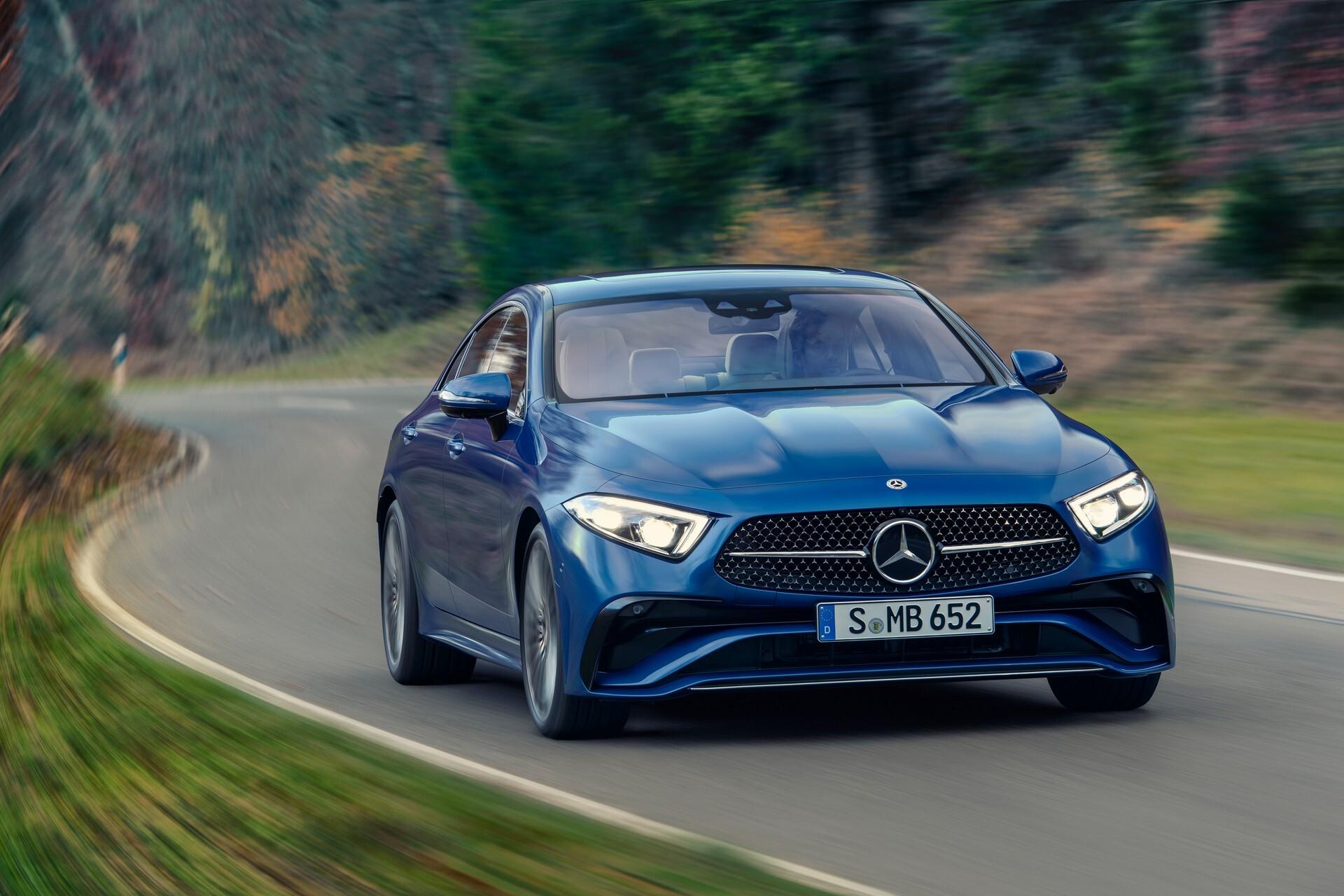 Foto de Mercedes-Benz CLS 2022 (21/63)