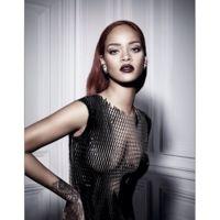 Rihanna lanzará su propia línea de belleza