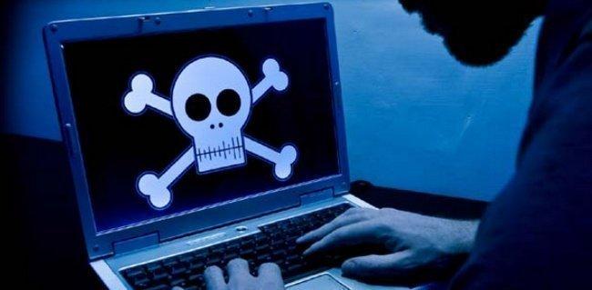 virus en portatil