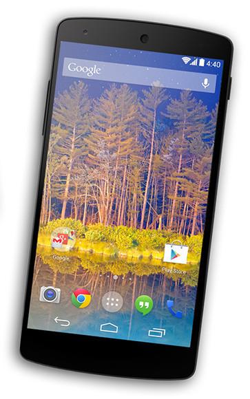 Google declara al Nexus 5 todo un éxito en ventas