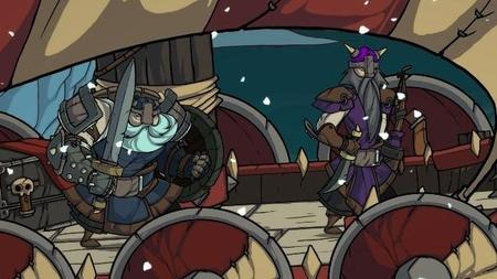 Viking Squad llegará a PS4 en 2015