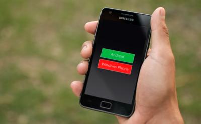 Microsoft estaría ofreciendo a Samsung y Huawei incluir Windows Phone junto con Android