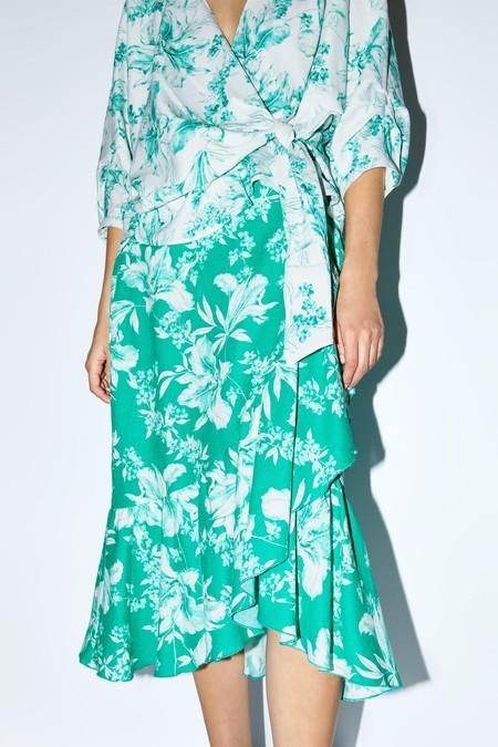 Zara Estampado Floral 20