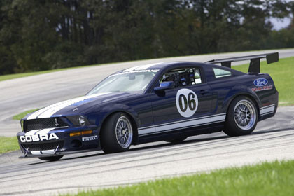 2006 Ford Mustang FR500GT, the King of All Mustangs