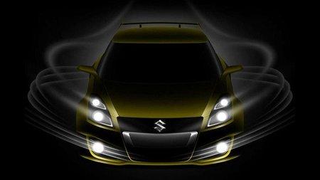 Más Ginebra: Suzuki Swift S-Concept
