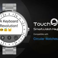 El esperado teclado TouchOne para smartwatches Android Wear, ya en Google Play