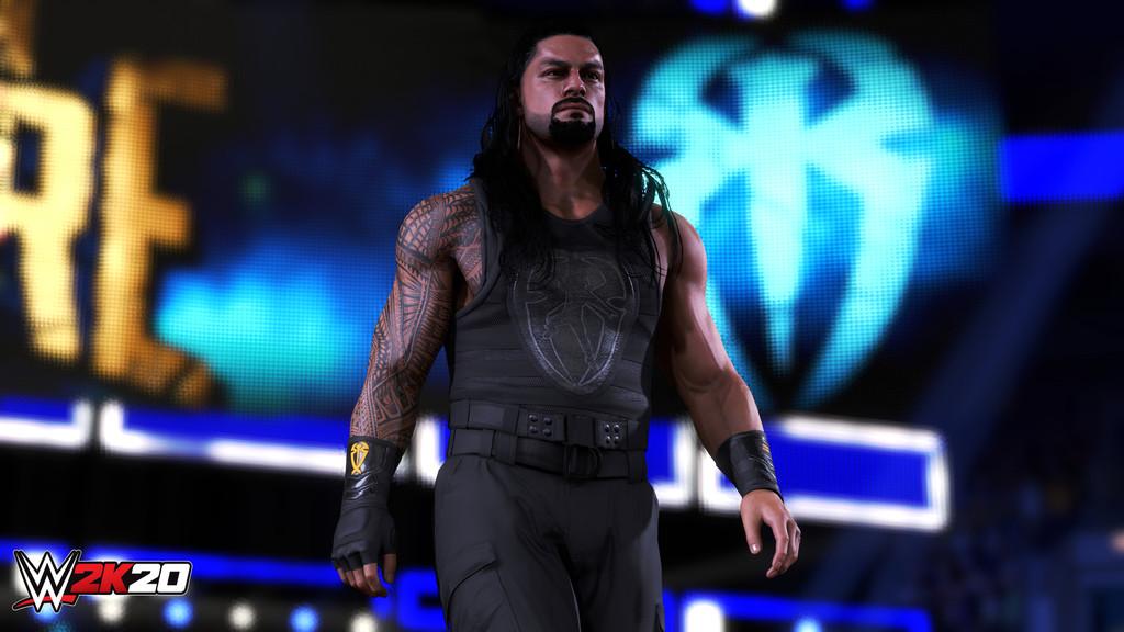 WWE 2K20 ha empezado el año rompiéndose por todos lados y los usuarios lo achacan a una especie de efecto 2000