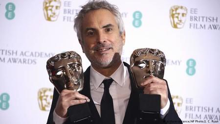 BAFTA 2019: 'Roma' se hace con el premio a la mejor película y 'La favorita' triunfa con 7 estatuillas