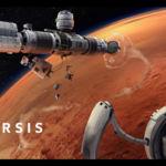 Tharsis, un viaje al planeta Marte lleno de imprevistos